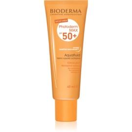 Bioderma Photoderm Max Protective Matt Fluid for Face SPF 50+ Waterproof  40 ml