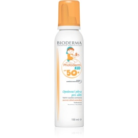 Bioderma Photoderm Kid Sunscreen Mousse for Kids SPF 50+  150 ml