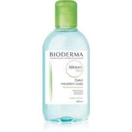 Bioderma Sébium H2O micelární voda pro smíšenou a mastnou pleť  250 ml