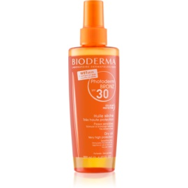 Bioderma Photoderm Bronz huile sèche protectrice en spray SPF 30  200 ml