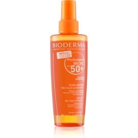 Bioderma Photoderm Bronz suchy olejek w sprayu SPF 50+ 200 ml