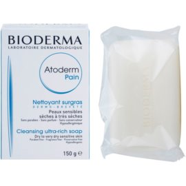 Bioderma Atoderm Reinigungsseife für trockene und sehr trockene Haut  150 g