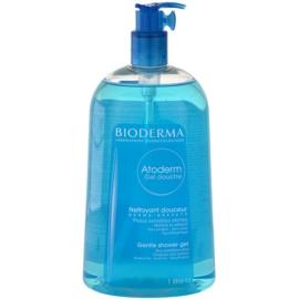 Bioderma Atoderm нежен душ гел за суха и чувствителна кожа  1000 мл.
