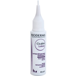 Bioderma Cicabio Lotion Regenerating Treatment Against Irritation And Itching  40 ml