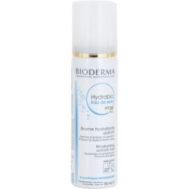 Bioderma Hydrabio Eau de Soin brume hydratante protectrice SPF 30  50 ml