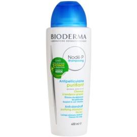 Bioderma Nodé P Shampoo gegen Schuppen für fettiges Haar  400 ml