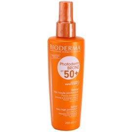 Bioderma Photoderm Bronz spray solar SPF 50+  200 ml