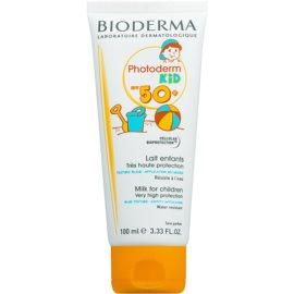 Bioderma Photoderm Kid naptej gyerekeknek SPF 50+  100 ml