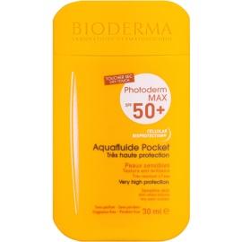 Bioderma Photoderm Max fluido protector matificante para rostro SPF 50+  30 ml