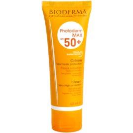 Bioderma Photoderm Max Zonnebrandcrème voor Intolerante Huid  SPF 50+  40 ml