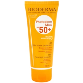Bioderma Photoderm Max Sun Milk For Intolerant Skin SPF 50+  100 ml
