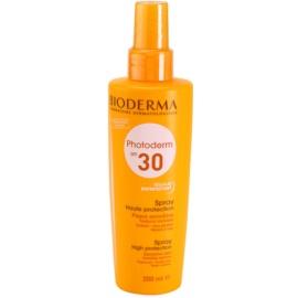 Bioderma Photoderm Zonnebrand Spray  SPF 30  200 ml
