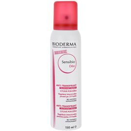 Bioderma Sensibio Deo antiperspirant pro citlivou pokožku  150 ml