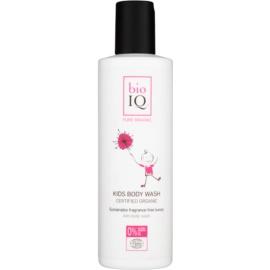 BioIQ Child Care gel de ducha con efecto suavizante para la piel del bebé   250 ml
