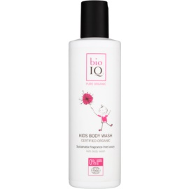 BioIQ Child Care zjemňující sprchový gel pro dětskou pokožku  250 ml