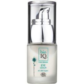 BioIQ Face Care szemkörnyéki ráncok elleni szérum hidratáló hatással  15 ml