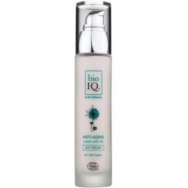 BioIQ Face Care výživný hydratační denní krém proti stárnutí pleti  50 ml