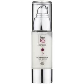 BioIQ Face Care bioaktív arcbőr szérum regeneráló hatással  30 ml