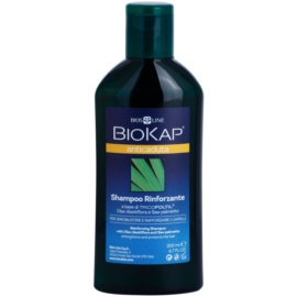 Biokap Hair Loss зміцнюючий шампунь проти випадіння волосся Tricofoltil Complex with Linseed Oil, Copper and Biotin 200 мл