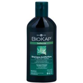 Biokap Beauty šampon proti lupům Willow and Agave 200 ml