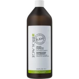 Biolage RAW Uplift шампунь для об'єму слабкого волосся  1000 мл