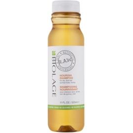 Biolage RAW Nourish поживний шампунь для сухого та грубого волосся  325 мл