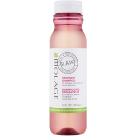 Biolage RAW Recover szampon regenerujący włosy słabe  325 ml