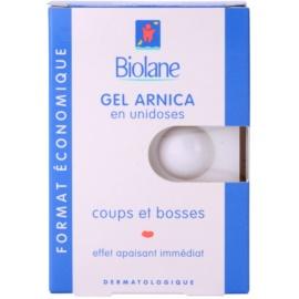 Biolane Baby Care arnika gel na lokální ošetření  12 x 1 ml