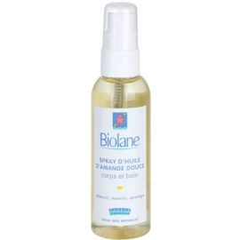 Biolane Baby Care Süssmandelöl im Spray  75 ml