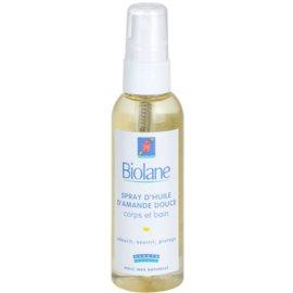 Biolane Baby Care olej v spreji zo sladkých mandlí  75 ml