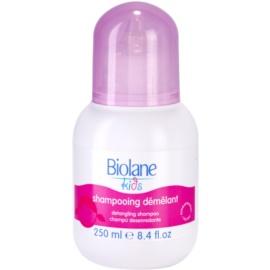 Biolane Baby Wash champú y acondicionador 2 en 1 para niñas  250 ml