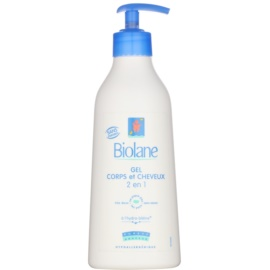 Biolane Baby Wash 2in1 Shampoo and Cleansing Gel  350 ml