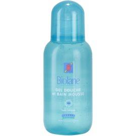 Biolane Baby Wash sprchový gel a bublinková koupel  400 ml