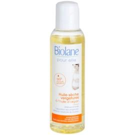 Biolane Pregnancy Trockenöl gegen Schwangerschaftsstreifen  125 ml