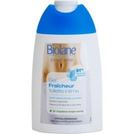 Biolane Pregnancy frissítő gél intim higiéniára  200 ml