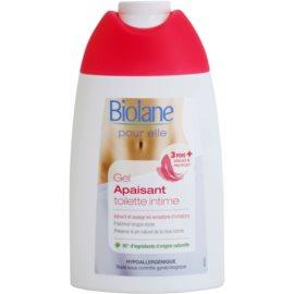 Biolane Pregnancy gel calmante para higiene íntima  200 ml