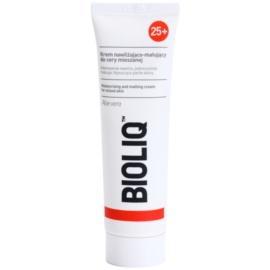 Bioliq 25+ matujący krem na dzień o dzłałaniu nawilżającym   50 ml