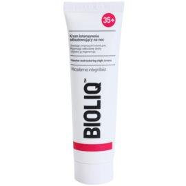 Bioliq 35+ regenerierende Nachtcreme gegen Falten  50 ml