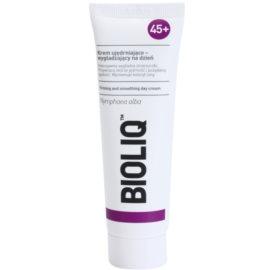 Bioliq 45+ megújító nappali krém intenzív helyreállító és bőrfeszesítő  50 ml