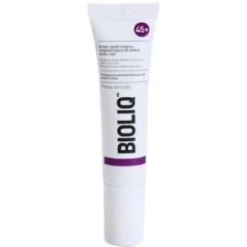 Bioliq 45+ festigende Creme für tiefe Falten an Augen und Lippen (Prunus Serrulata) 15 ml
