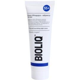 Bioliq 55+ crema de noche intensa pare renovar y regenerar la piel  50 ml