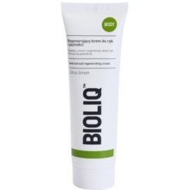 Bioliq Body regeneráló krém kézre és körmökre  50 ml