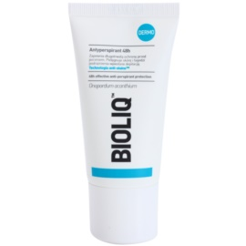 Bioliq Dermo antiperspirant roll-on za občutljivo in depilirano kožo 48h 50 ml