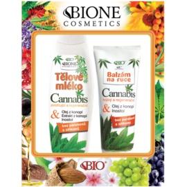 Bione Cosmetics Cannabis lote cosmético I.