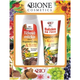 Bione Cosmetics Argan Oil + Karité coffret I.