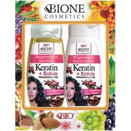 Bione Cosmetics Keratin Kofein coffret I.