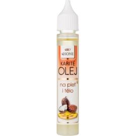 Bione Cosmetics Face and Body Oil bambusz olaj arcra és testre  30 ml