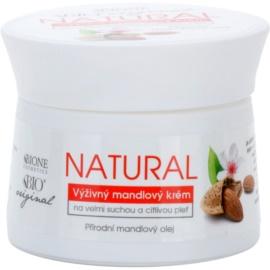 Bione Cosmetics Almonds ekstra hranilna krema za zelo suho in občutljivo kožo  51 ml