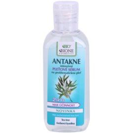 Bione Cosmetics Antakne siero viso per pelli grasse e problematiche  80 ml