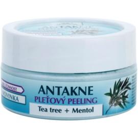 Bione Cosmetics Antakne скраб для обличчя та тіла  200 гр
